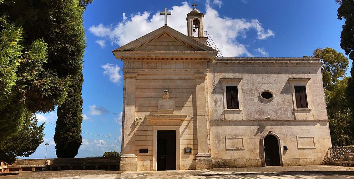 Il Santuario della Madonna di Belvedere a Carovigno