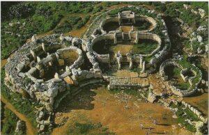 templi della dea Malta