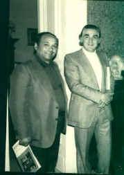 Francesco Cairo e Domenico Purificato