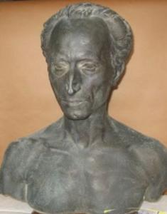 Busto di Luigi Fallacara