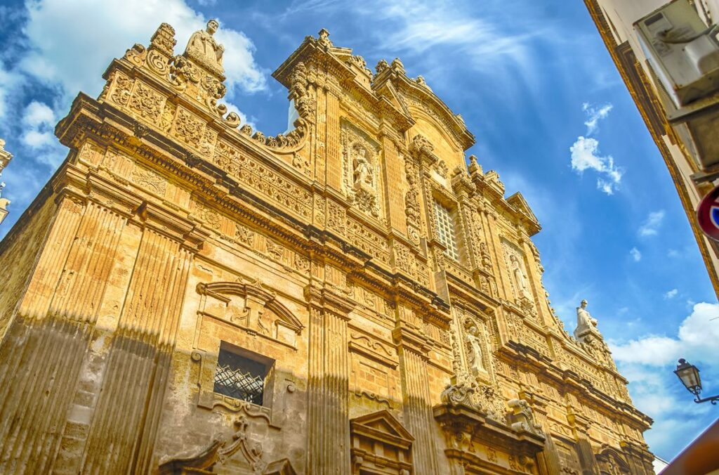 Cattedrale Sant' Agata Gallipoli