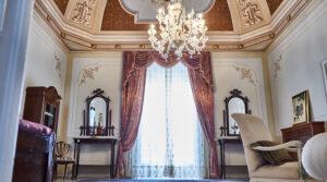 Palazzo Rodio Ostuni, Salone