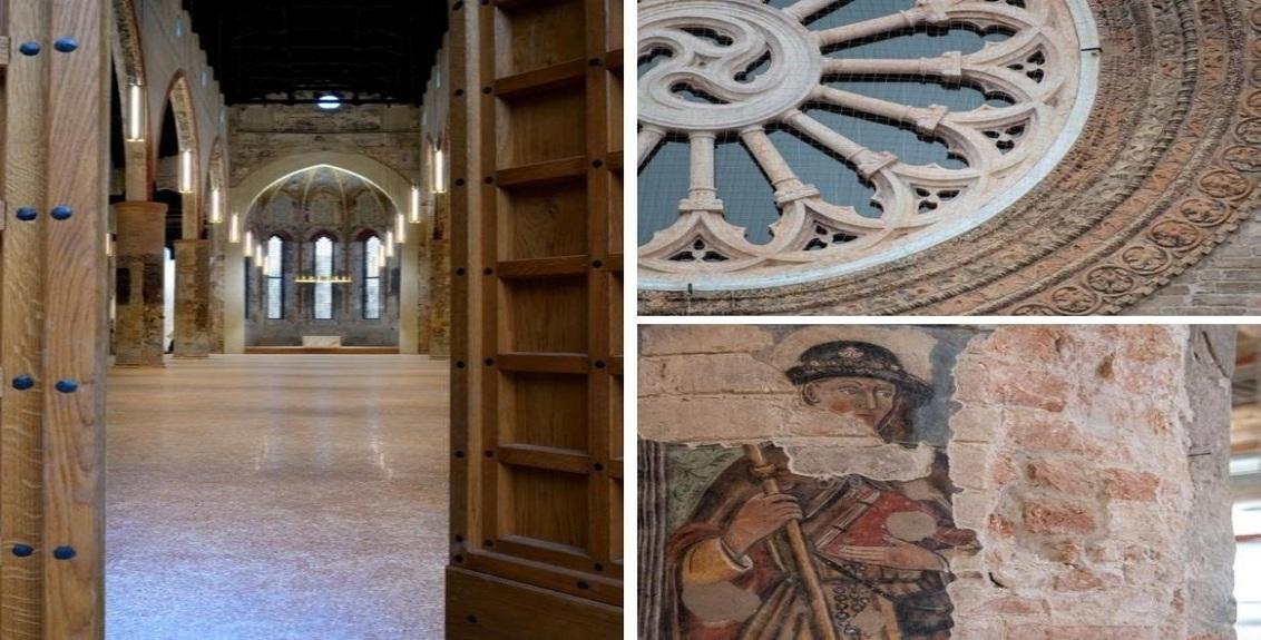 Parma Chiesa di San Francesco del Prato